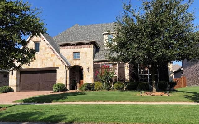 12709 Grand Valley Drive, Frisco, TX 75033 (MLS #14527917) :: Jones-Papadopoulos & Co
