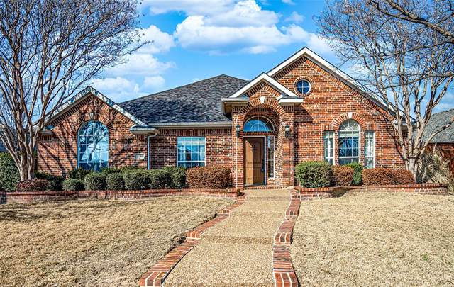 9500 Crossvine Lane, Frisco, TX 75035 (MLS #14528273) :: Craig Properties Group