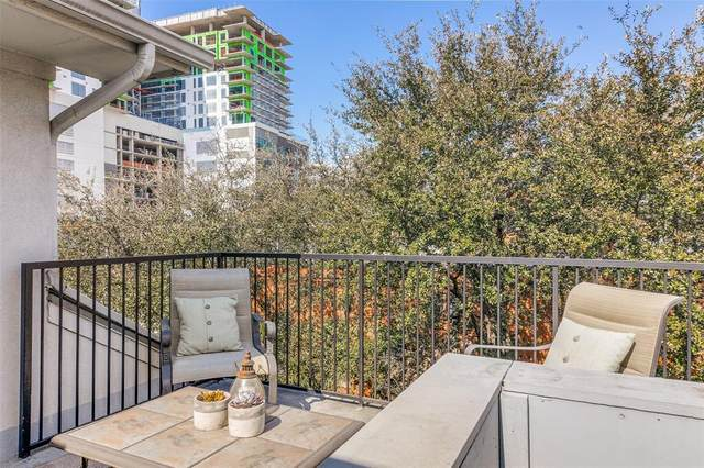 2205 Canton Street #105, Dallas, TX 75201 (MLS #14528855) :: The Chad Smith Team