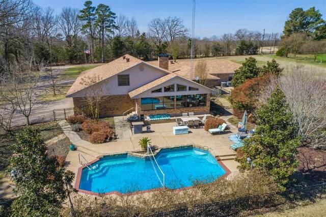 3436 County Road 4560, Winnsboro, TX 75494 (MLS #14529112) :: Team Hodnett