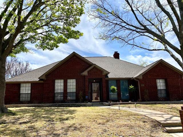 1308 New Haven Drive, Mansfield, TX 76063 (MLS #14532301) :: Rafter H Realty