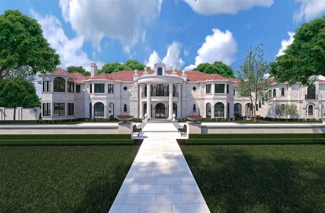 6915 Baltimore Drive, University Park, TX 75205 (MLS #14533168) :: The Hornburg Real Estate Group