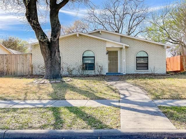 1421 Meandering Way, Garland, TX 75040 (MLS #14533753) :: Team Hodnett