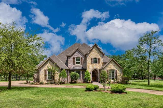 605 Private Road 5990, Yantis, TX 75497 (MLS #14534457) :: The Russell-Rose Team