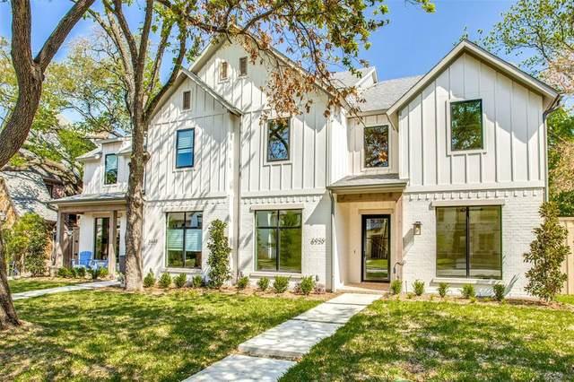 6529 Del Norte Lane, Dallas, TX 75225 (MLS #14535931) :: DFW Select Realty