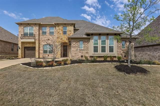 851 Garland Drive, Lantana, TX 76226 (MLS #14537946) :: The Tierny Jordan Network