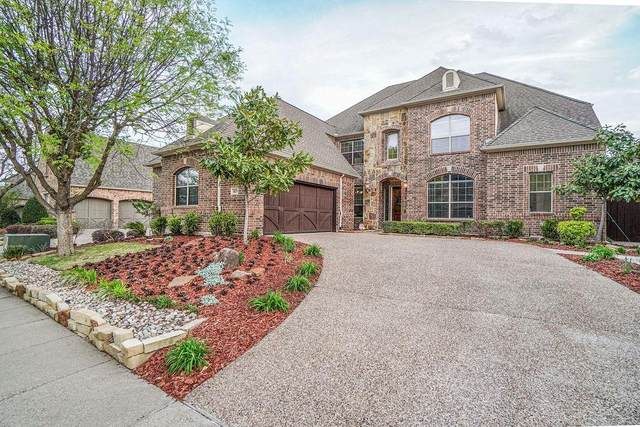 1829 Canyon Court, Allen, TX 75013 (MLS #14541059) :: The Chad Smith Team