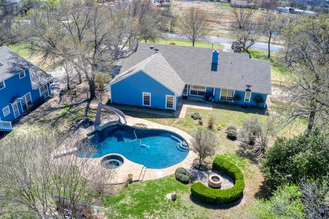 2301 Dicey Road, Weatherford, TX 76085 (MLS #14541732) :: Real Estate By Design
