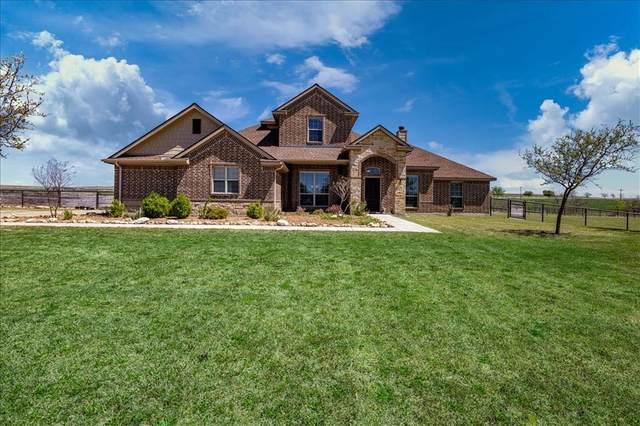158 Heritage Parkway E, Decatur, TX 76234 (MLS #14542956) :: Trinity Premier Properties