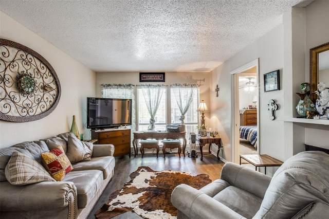5606 Boca Raton Boulevard #247, Fort Worth, TX 76112 (MLS #14544750) :: The Mauelshagen Group