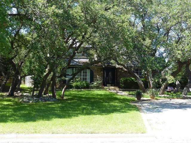 1119 W 11th, Brady, TX 76825 (MLS #14546251) :: The Property Guys