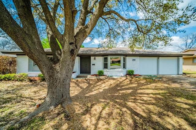 6028 Walraven Circle, Fort Worth, TX 76133 (MLS #14546956) :: Craig Properties Group