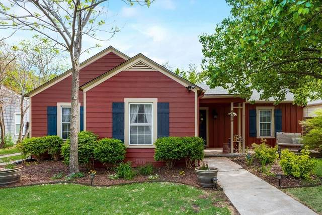 6129 Malvey Avenue, Fort Worth, TX 76116 (MLS #14547271) :: Wood Real Estate Group
