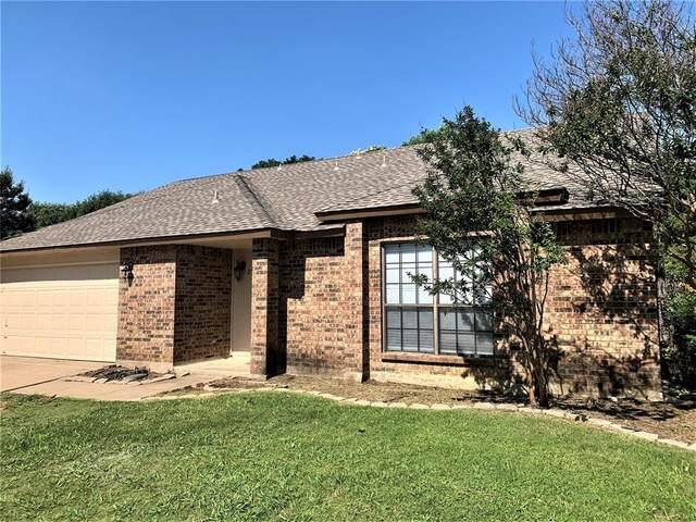 2227 Crestmeadow Street, Denton, TX 76207 (MLS #14548674) :: Real Estate By Design