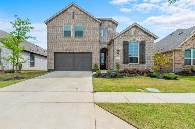 4140 Starlight Creek Lane, Celina, TX 75009 (MLS #14548831) :: The Kimberly Davis Group