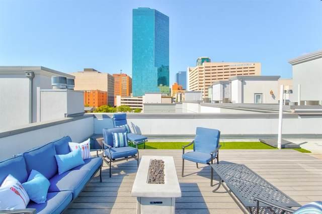 700 Grove Street, Fort Worth, TX 76102 (MLS #14548946) :: Trinity Premier Properties