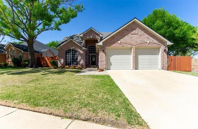 3512 Arbor Creek Lane, Flower Mound, TX 75022 (MLS #14550041) :: The Good Home Team