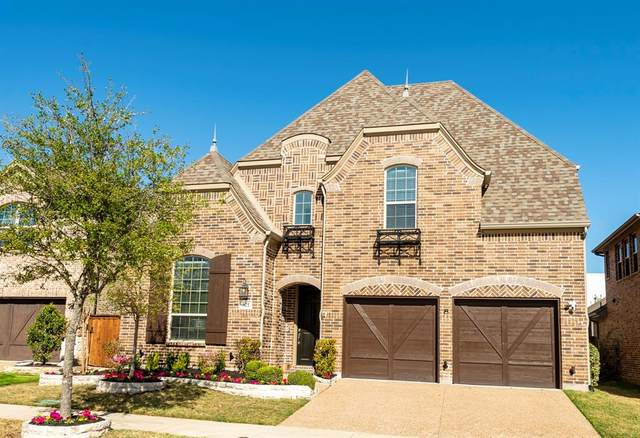 521 Warwick Boulevard, Lewisville, TX 75056 (MLS #14550060) :: Hargrove Realty Group