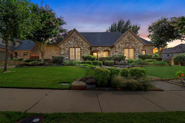 12093 Lazio Lane, Frisco, TX 75035 (MLS #14550381) :: Real Estate By Design