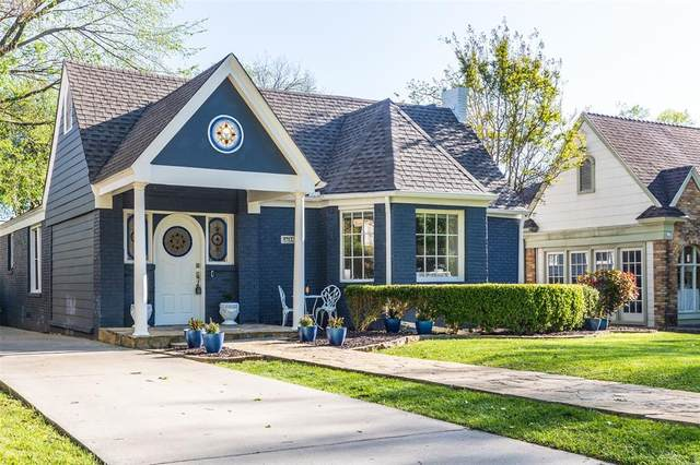 5712 Morningside Avenue, Dallas, TX 75206 (MLS #14551789) :: Rafter H Realty