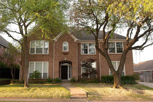 3713 Havenlake Drive, Flower Mound, TX 75022 (MLS #14551955) :: The Good Home Team