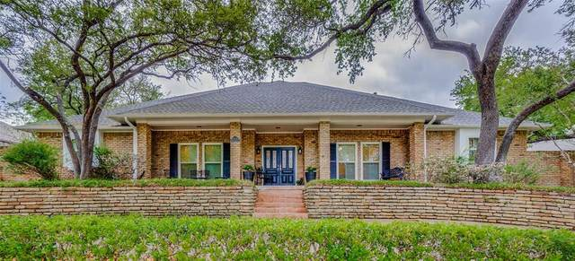 9631 Hilldale Drive, Dallas, TX 75231 (MLS #14555108) :: Robbins Real Estate Group