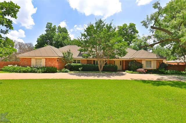 1409 River Oaks Road, Abilene, TX 79605 (MLS #14556309) :: Russell Realty Group