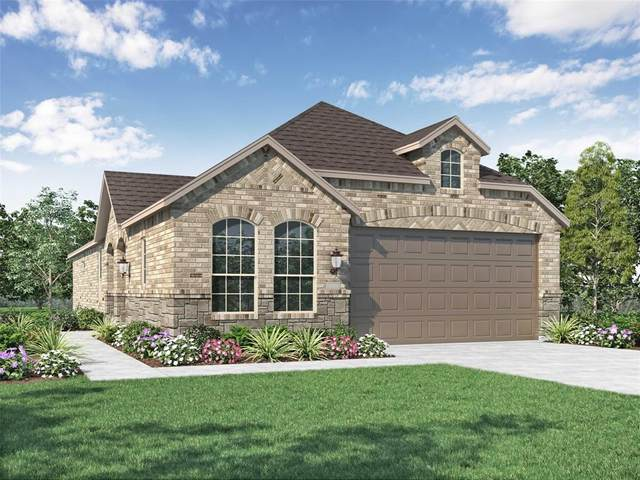 1825 Coronet Avenue, Aubrey, TX 76227 (MLS #14556576) :: Real Estate By Design