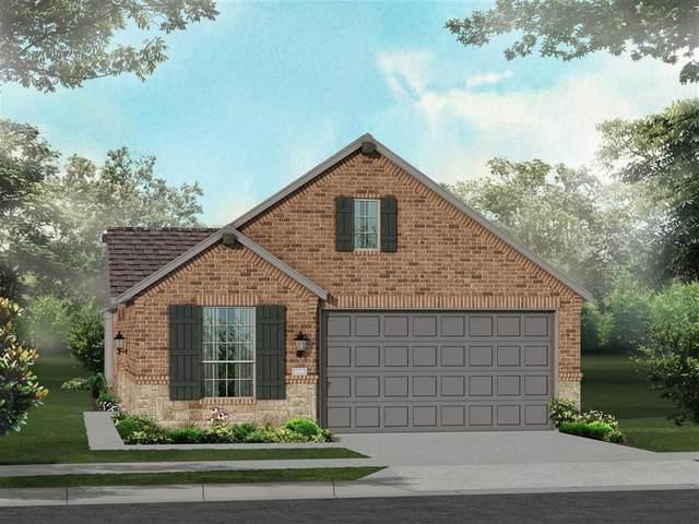 1849 Coronet Avenue, Aubrey, TX 76227 (MLS #14556661) :: Real Estate By Design