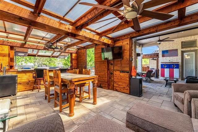 1940 Cattle Drive, Prosper, TX 75078 (MLS #14556999) :: Real Estate By Design