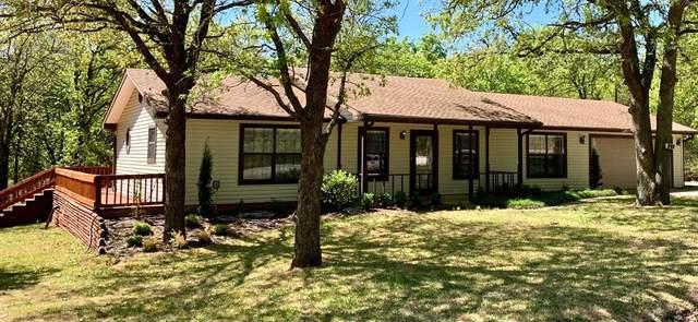 287 Rivercrest Drive, Nocona, TX 76255 (MLS #14557637) :: Team Tiller