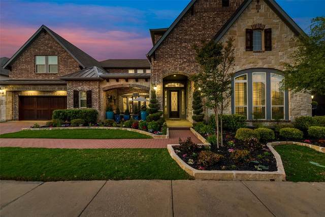 4440 Honeyvine Lane, Prosper, TX 75078 (MLS #14557783) :: Jones-Papadopoulos & Co