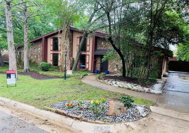 1459 Warrington Court, Fort Worth, TX 76112 (MLS #14559475) :: Wood Real Estate Group
