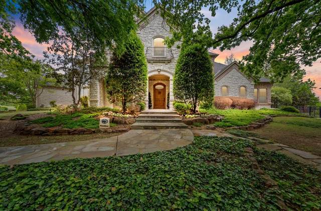 1417 Eagle Bend, Southlake, TX 76092 (MLS #14559546) :: Wood Real Estate Group