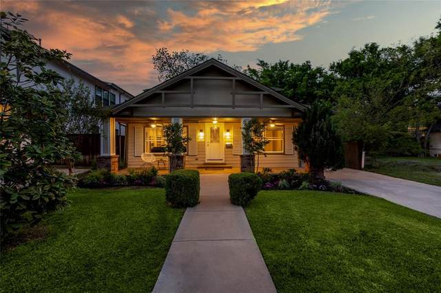 5451 Miller Avenue, Dallas, TX 75206 (MLS #14559847) :: Wood Real Estate Group