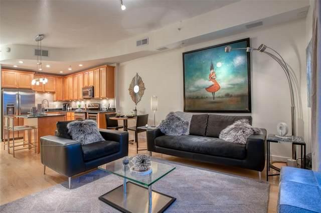 3225 Turtle Creek Boulevard #1650, Dallas, TX 75219 (MLS #14561679) :: Real Estate By Design