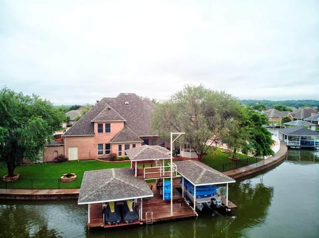 1102 Mallard Way, Granbury, TX 76048 (MLS #14562120) :: Real Estate By Design