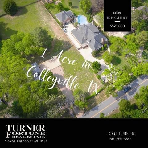 6008 Ld Lockett Road, Colleyville, TX 76034 (MLS #14562137) :: Real Estate By Design