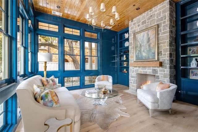 4027 University Boulevard, University Park, TX 75205 (MLS #14562453) :: Frankie Arthur Real Estate