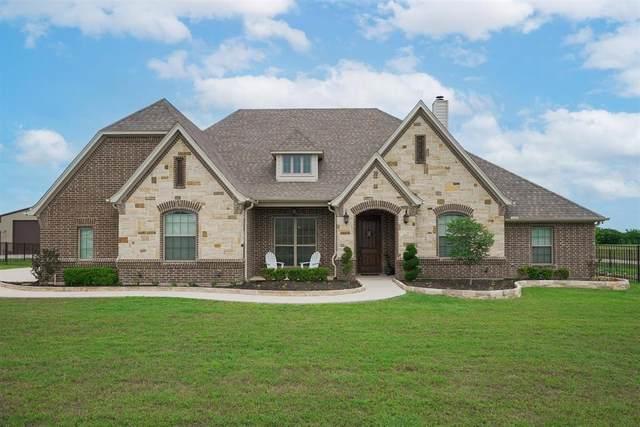 9541 Jadine Lane, Justin, TX 76247 (MLS #14563544) :: Justin Bassett Realty
