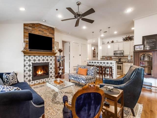 5800 Mccommas Boulevard A301, Dallas, TX 75206 (MLS #14564088) :: Robbins Real Estate Group