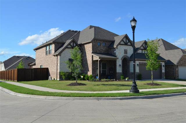 3415 Woodford Drive, Mansfield, TX 76084 (MLS #14565334) :: Rafter H Realty