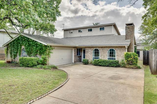 3209 Hickory Court, Bedford, TX 76021 (MLS #14566051) :: Wood Real Estate Group