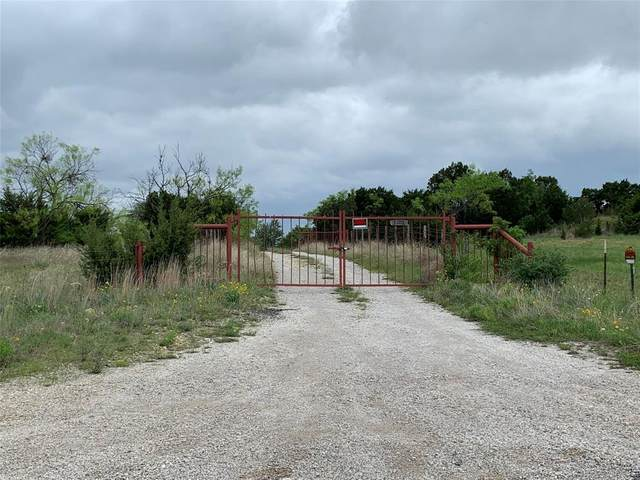 5403 Old Dennis Road, Weatherford, TX 76087 (MLS #14566461) :: The Mauelshagen Group