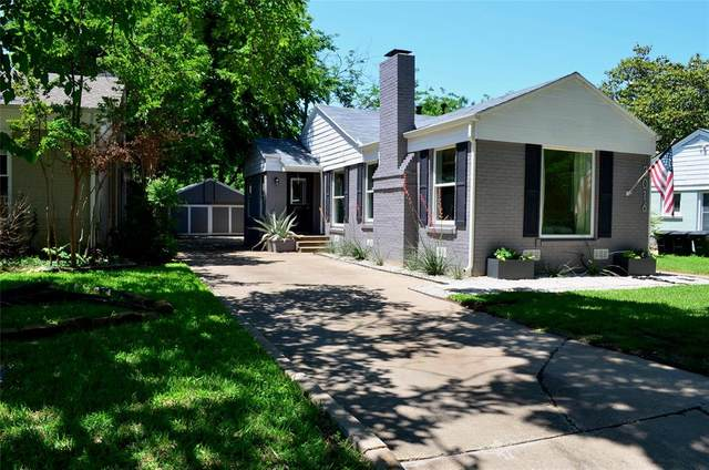3016 5th Avenue, Fort Worth, TX 76110 (MLS #14567744) :: All Cities USA Realty
