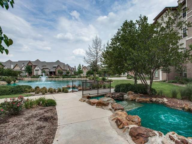 301 Watermere Drive #210, Southlake, TX 76092 (MLS #14568791) :: Front Real Estate Co.