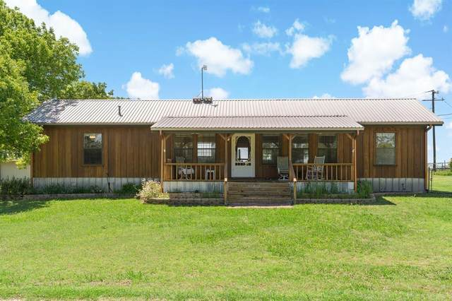10556 County Road 484, Lavon, TX 75166 (MLS #14570473) :: Real Estate By Design