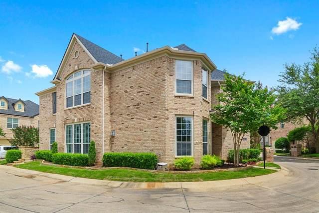 3978 Witten Drive, Colleyville, TX 76034 (MLS #14570931) :: Team Tiller