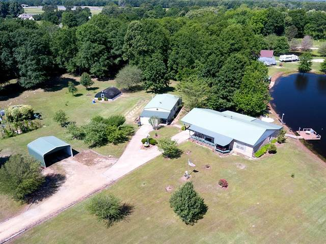 208 Laramie Lake Drive, Powderly, TX 75473 (MLS #14571131) :: RE/MAX Landmark