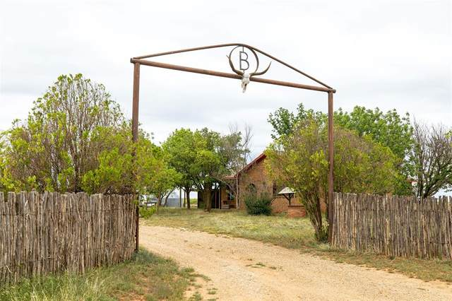16451 County Road L, Childress, TX 76201 (MLS #14571886) :: The Mauelshagen Group